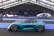 34e Festival Automobile International, concept-car DS X E-Tense